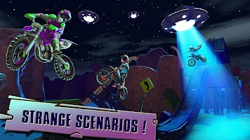Trial Bike Race: Xtreme Stunt Bike Racing Games