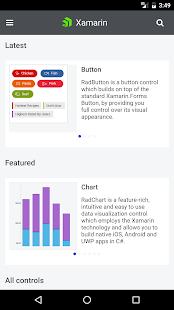 Telerik UI for Xamarin Samples 2.21 Screenshots 6
