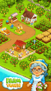 Farm Town Mod Apk: Happy farming Day (Unlimited Gold) Download 9