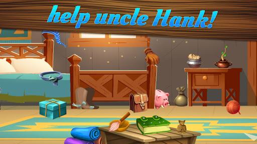 Hidden Objects - Uncle Hank's Adventures 1.0.7.8 screenshots 6