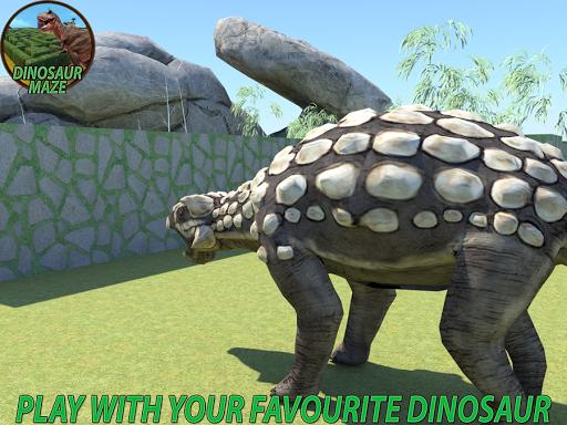 Real Dinosaur Maze Runner Simulator 2021 6.6 screenshots 14