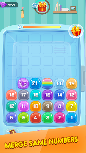 Number Merge Master - Merge With Number Puzzle goodtube screenshots 2