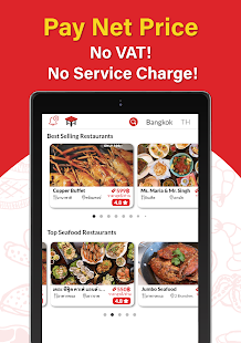 Hungry Hub - Thailand Dining Offer App 5.7.9 Screenshots 20