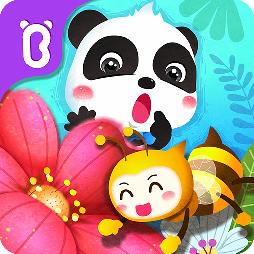 Little Panda's Insect World - Bee & Ant