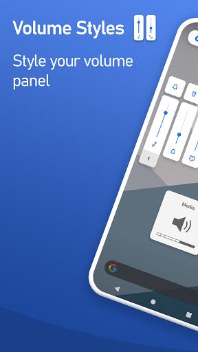 Volume Styles - Customize your Volume Panel Slider 4.1.3 Screenshots 1