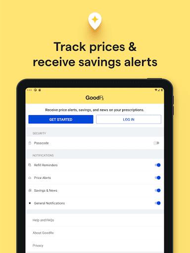 GoodRx: Prescription Drugs Discounts & Coupons App apktram screenshots 22