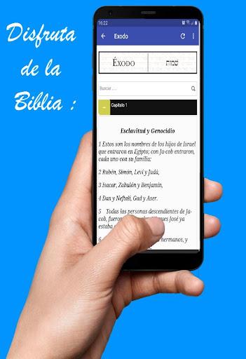 Biblia Hebrea Gratis android2mod screenshots 3
