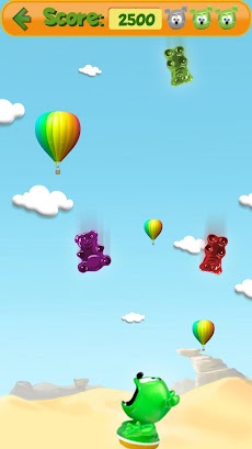 Talking Gummy Free Bear Games for kidsのおすすめ画像5