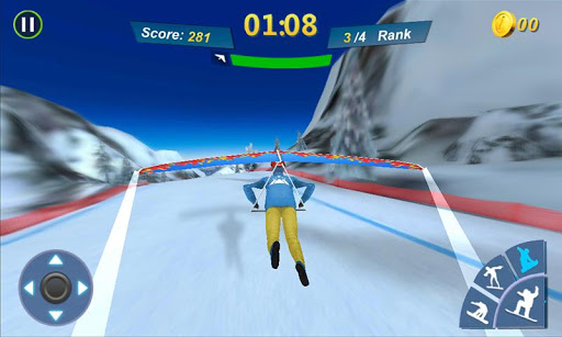Snowboard Master 3D 1.2.3 screenshots 8