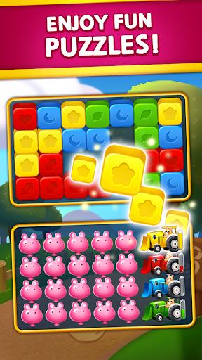 Bunny Blastu00ae - Puzzle Game screenshots 12