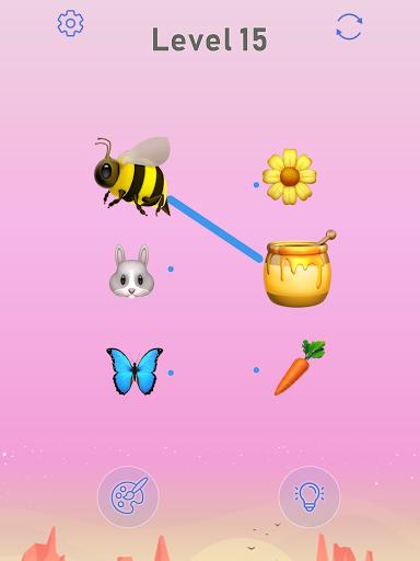 Connect Emoji Puzzle 1.0.3 screenshots 18