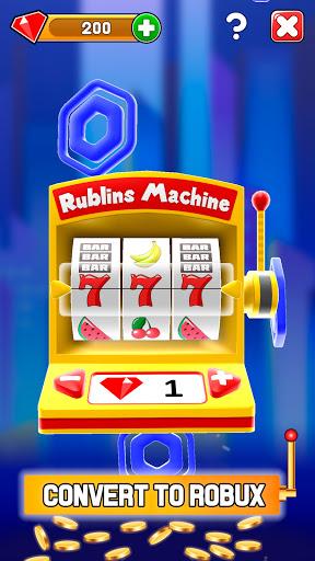 Free Robux Loto 3D Pro 0.5 Screenshots 6