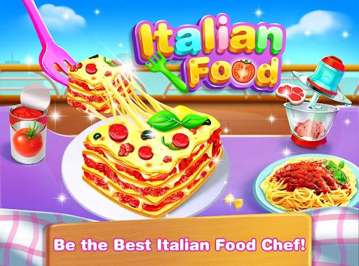 Cheese Lasagna Cooking -Italian Baked Pasta 1.4 Screenshots 1