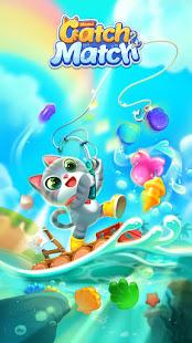 Catch & Match: cat fish puzzle