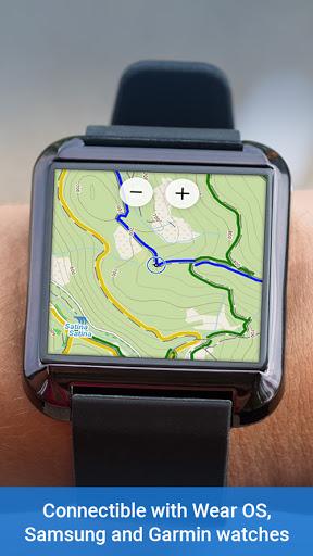 Locus Map 4: Hiking&Biking GPS navigation and Maps apktram screenshots 8