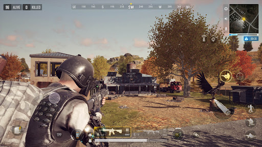 PUBG: NEW STATE modavailable screenshots 5