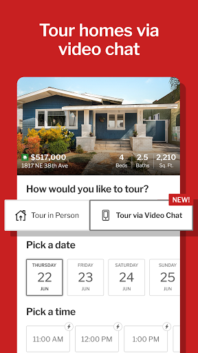 Redfin Real Estate: Search & Find Homes for Sale apktram screenshots 3