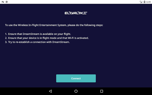 DreamStream By EL AL android2mod screenshots 8