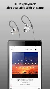 Sony | Music Center 6.1.2 Screenshots 4