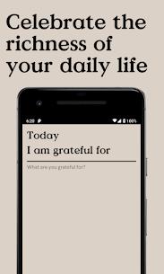 Presently: A Gratitude Journal 1