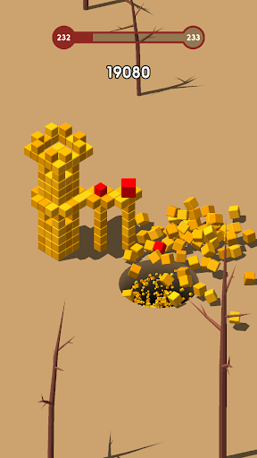 Raze Master: Hole Cube and Blocks Game  screenshots 4
