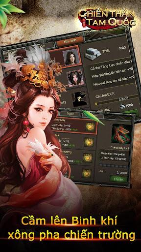 Chiu1ebfn Thu1ea7n Tam Quu1ed1c-Tranh Bu00e1  screenshots 13