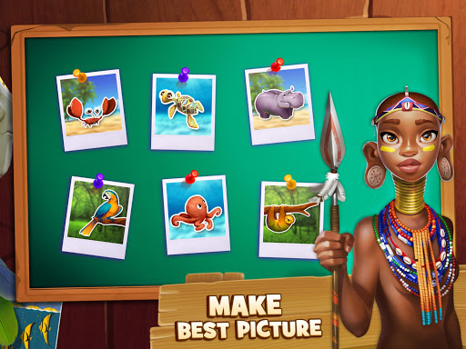 Animal Drop u2013 Free Match 3 Puzzle Game modavailable screenshots 15