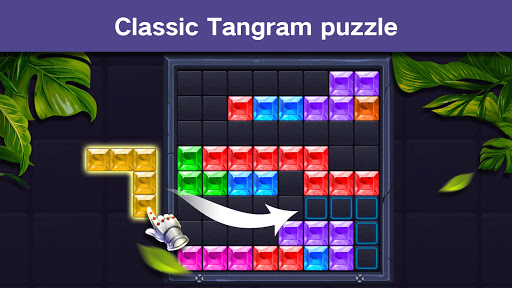 BlockPop- Classic Gem Block Puzzle Game  screenshots 23