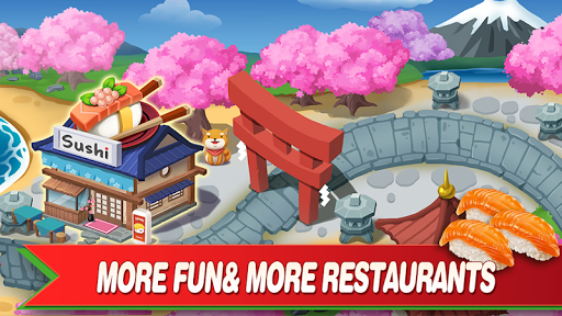 Happy Cooking 2: Fever Cooking Games 2.2.9 screenshots 1