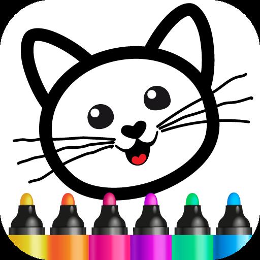Infantil jogo para bebes Jogos de colorir desenhos