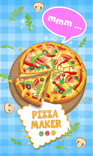 Pizza Maker - Cooking Game APK MOD – Monnaie Illimitées (Astuce) screenshots hack proof 1