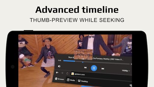 Gizmo VR Video Player: 360 Virtual Reality Videos  Screenshots 5