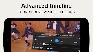 screenshot of Gizmo VR Video Player: 360 Virtual Reality Videos