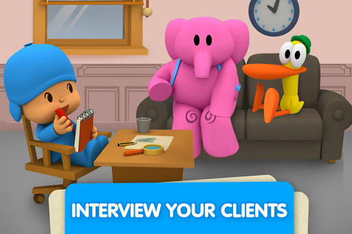 Pocoyo and the Mystery of the Hidden Objects  screenshots 3