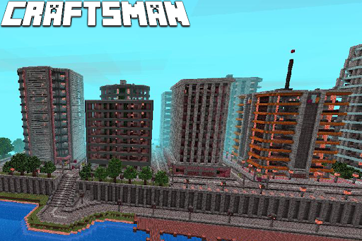 Crafts Man 2021: Building Craft  screenshots 8