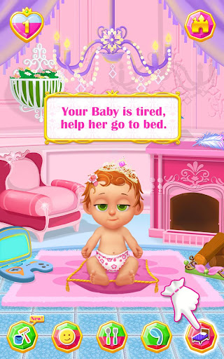 My Baby Princessu2122 Royal Care  Screenshots 8