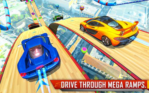 Mega Ramp Car Stunt Games 3d  screenshots 8