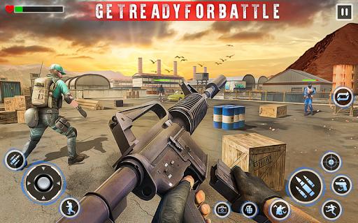 Modern Commando Secret Mission - FPS Shooting Game 1.0 screenshots 3