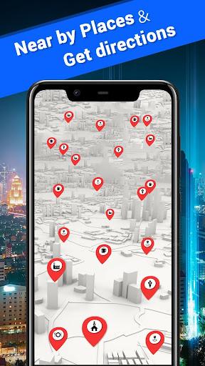Offline Maps, GPS Navigation & Driving Directions 3.5 Screenshots 7