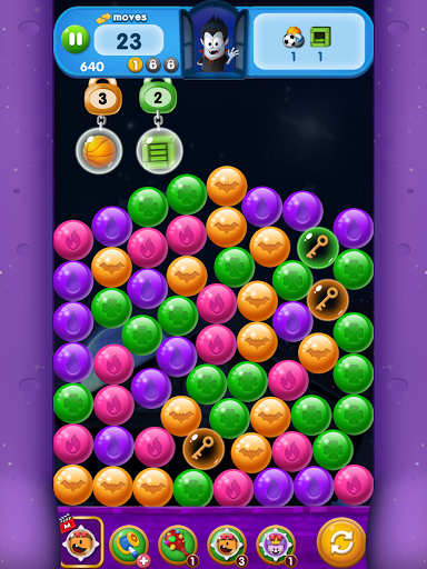 Spookiz Blast : Pop & Blast Puzzle 1.0061 screenshots 15