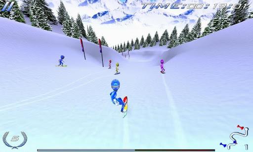 Snowboard Racing Ultimate 3.2 screenshots 1