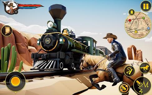 Cowboy Horse Riding Simulation 8