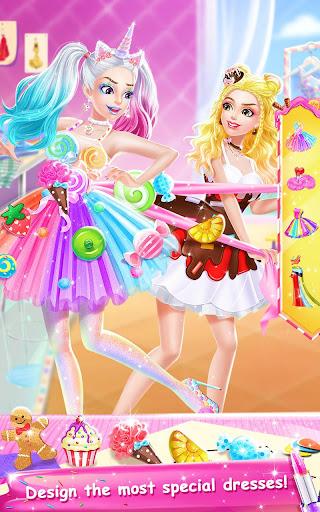 Candy Makeup Party Salon  screenshots 4