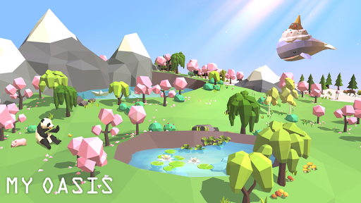 My Oasis : Calming and Relaxing Idle Game  screenshots 2