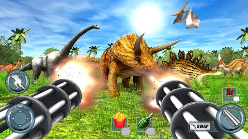 Dinosaur Hunter 2018 Free Apkfinish screenshots 4