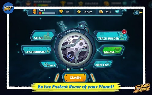 Clash for Speed – Xtreme Combat Car Racing Game Screenshot