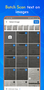 OCR Text Scanner : Extracts Text on Image (MOD APK, Pro) v2.1.4 5