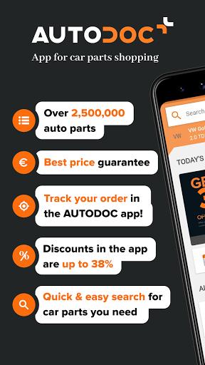 AUTODOC u2014 Auto Parts at Low Prices Online apktram screenshots 1