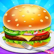 Burger  Cooking  Game:  Fast  Food  Maker