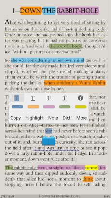 Moon+ Reader Proのおすすめ画像3